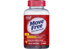 Schiff Move Free Gummies Dietary Supplement - 70 CT