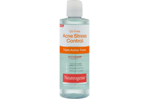 Neutrogena Oil-Free Acne Stress Control Triple-Action Toner