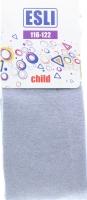 ESLI колготки дитячі р.116-122 000 сірий