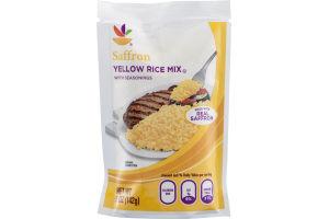 Ahold Saffron Yellow Rice Mix