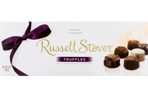 Russell Stover Truffles Rich Chocolate Centers