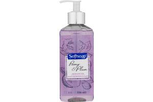 Softsoap Liquid Hand Soap Peony & Plum