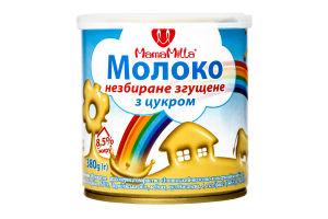 Молоко згущ.з цукром ДСТУ Ічня ж/б 380г