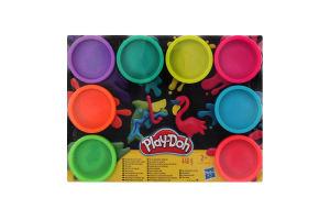 Набір пластиліну для дітей від 2років №6 Play-Doh Hasbro 1шт