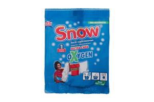 Засіб для відбілювання Экстра сила Oxygen Snow 40г
