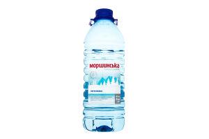 Вода минеральная негазированная Моршинська п/бут 3л