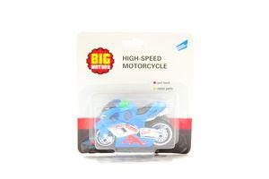 Іграшка мотоцикл гоночний 10784-8618