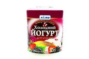 Мороженое Холодный йогурт Лесная ягода Лімо 300г
