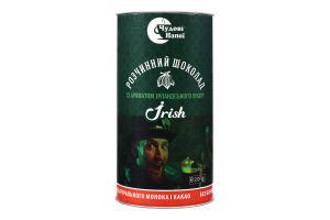 Розчинний шоколад з ароматом ірландського лікеру Irish Чудові напої ж/б 200г
