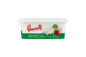 Сыр 35% рассольный Брынза Premialle п/у 230г
