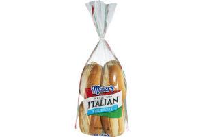 Maier's Premium Italian Club Rolls - 8 CT