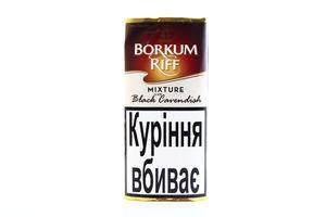 Тютюн трубковий Borkum Riff Mixture Black Cavendish 50г