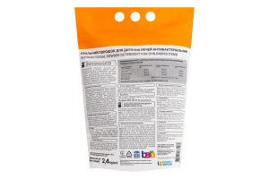 Порошок стиральный антибактериальный Детский Парус 2.4кг