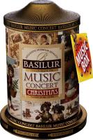Чай чорний Різдвяна Музична скринька Basilur з/б 100г