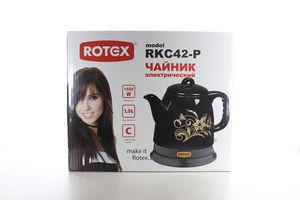 Чайник дисковый RKC42-P Rotex