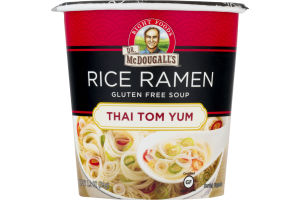 Dr. McDougall's Rice Ramen Thai Tom Yum
