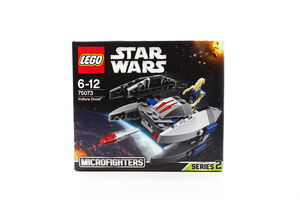 Конструктор LEGO Star Wars Vulture Droid 6-12 75073
