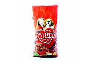 Корм для собак мясо и овощи Purina Darling 3кг