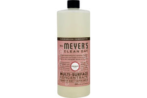 Mrs. Meyer's Multi-Surface Cleaner Concentrate Rosemary
