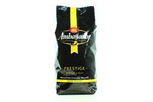 Кава Ambassador у зернах Prestige 500г х12
