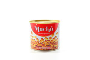 Арахис жареный соленый Мачо ж/б 120г