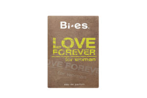 Парфюмированная вода женская Love Forever Green Bi-es 100мл