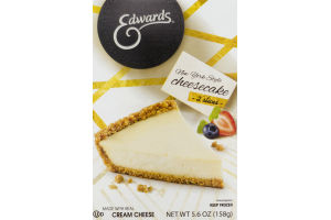 Edwards New York Style Cheesecake Slices - 2 CT