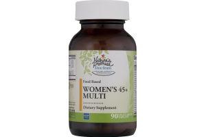 Nature's Promise Women's 45+ Multi - 90 CT