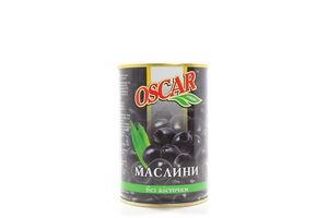 Маслины без косточки Oscar ж/б 425г