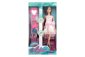 Набор игровой Anjina Кукла с аксессуарами D2