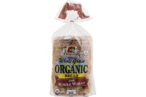 Barowsky's Organic Bread 100% Whole Wheat