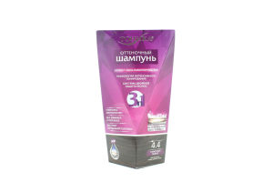 Шампунь оттеночный для волос 3в1 №4.4 Тоника 3х25мл