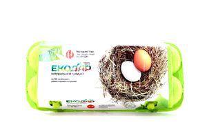 Яйца высшая категория Экодар 10шт