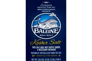 La Baleine Sea Salt Kosher Salt