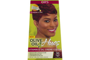 ORS Olive Oil Hues Vitamin & Oil Creme Color 30 Raging Red