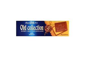 Печенье с молочным шоколадом Old Collection 150г