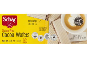 Schar Wafers Cocoa