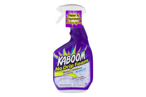Kaboom No Drip Foam Mold & Mildew Stain Remover With Bleach