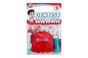 Іграшка для дітей від 3років №6641 Набір стоматолога Технок 1шт