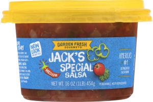 Jack's Special All Natural Salsa Medium