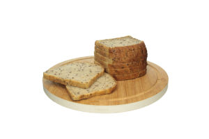 Хлеб Надзбруччя хліб Зерновой резаный