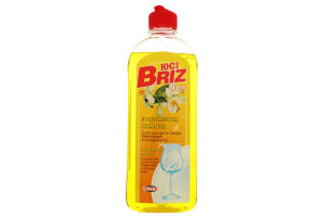 Средство для мытья посуды Бриз Лимон