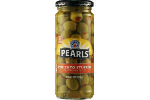 Musco Family Olive Co. Pearls Pimiento Stuffed Manzanilla Olives