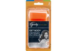 Goody Get Body XL Foam Rollers - 8 CT
