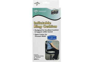 Medline Inflatable Ring Cushion