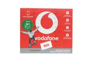 Пакет стартовий Vodafone 1шт