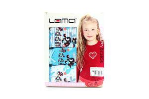 Труси Lama 3шт M G-SD1 116-122 для дівчаток