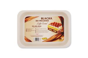 Форма для випікання з антипригарним покриттям 36х26х6см №990-53/7 Caffe Creme SNB 1шт