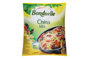 Суміш овочева заморожена Китайська Bonduelle м/у 400г