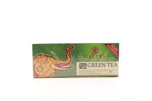 Чай Hyleys Зелений 20*1,5г 30г х24